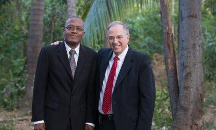 """Élder Andersen: """"Haití tendrá un templo en menos de tres años"""""""