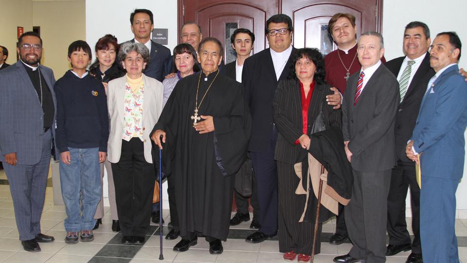 Líderes mormones y de otras religiones se unen para defender a la familia en México