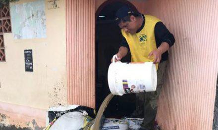 Mormones ayudan a los damnificados por las lluvias en Chimbote, Perú