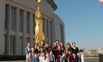 El templo mormón de Roma, Italia recibió la estatua del ángel Moroni