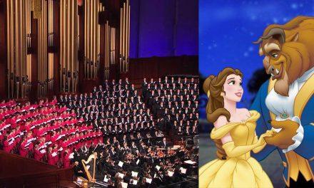 El Coro del Tabernáculo Mormón fue invitado por la cadena ABC para participar en el acompañamiento musical de Disney