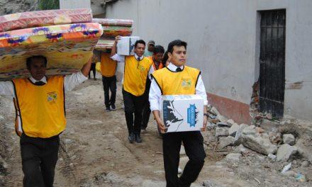 Manos Mormonas que Ayudan: El programa que hace mucho por Perú