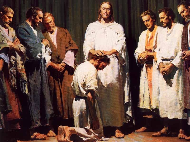 Sacerdocio en la iglesia mormona