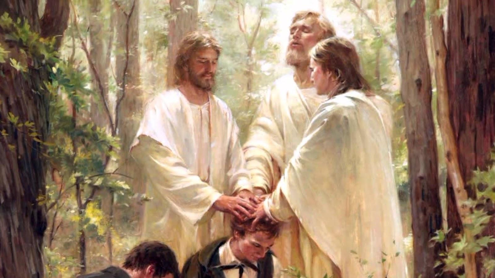 El sacerdocio Sacerdotes en la iglesia mormona