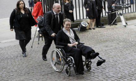 Mujer mormona lesionada en el ataque de Londres regresa a casa