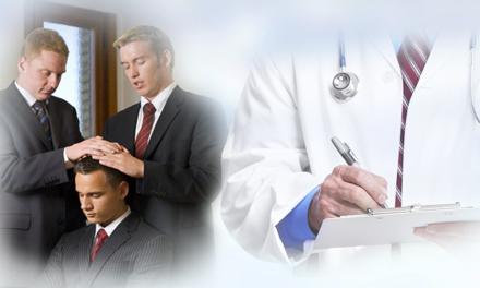 """""""¿Confiar en mis conocimientos o en el sacerdocio?"""" La valiente decisión de un médico mormón"""