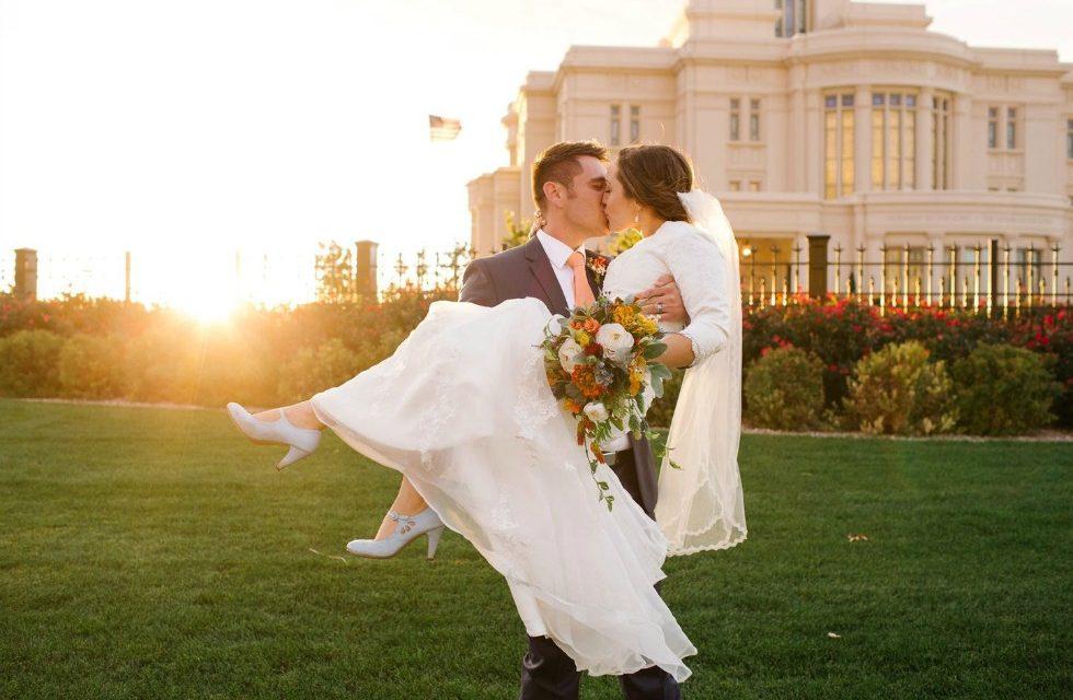 ¿Cómo son los matrimonios mormones?