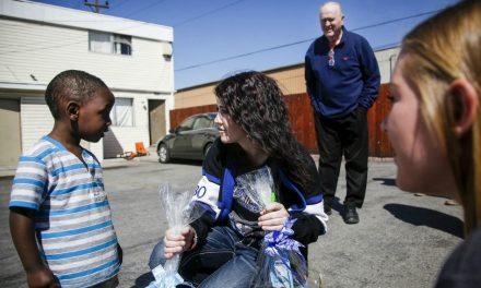 Mormones donan 5 millones de dólares en ayuda para los refugiados
