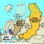 fusión de 2 misiones en Rusia