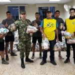 Damnificados en Colombia