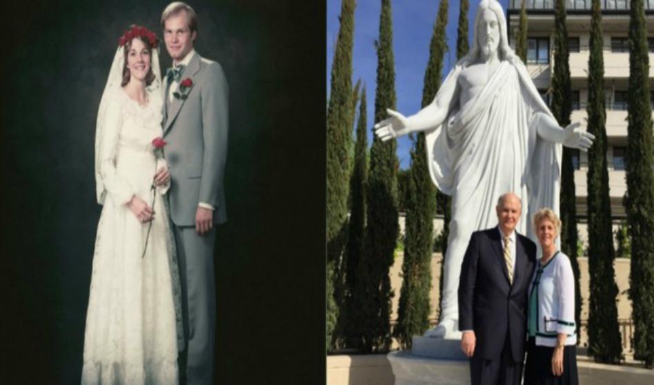Élder Renlund comparte una pregunta crucial que todo esposo y esposa deberían meditar