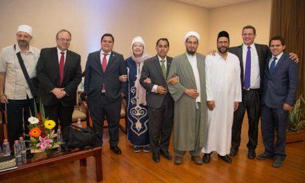 Se realiza diálogo interreligioso con musulmanes en recintos mormones de México