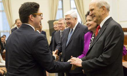 Presidente Russell M. Nelson realiza una histórica visita a Chile y Argentina
