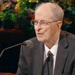 salud del apóstol Robert D. Hales