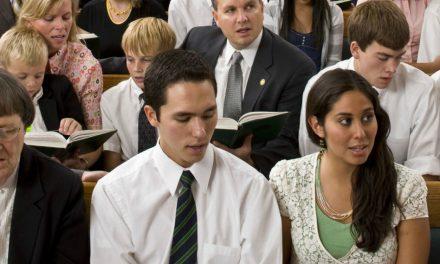 El discurso de Sacramental más frustrante que haya oído (y que me enseñó acerca de cómo hablar en la Iglesia)