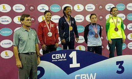 Mormona peruana obtiene medalla en el Panamericano de Lucha