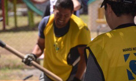 Mormones realizan un gran servicio en una escuela de Costa Rica