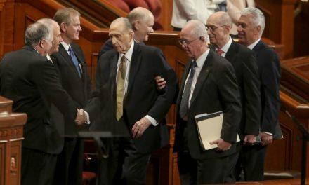 Presidente Thomas S. Monson ya no supervisará las operaciones diarias de la iglesia