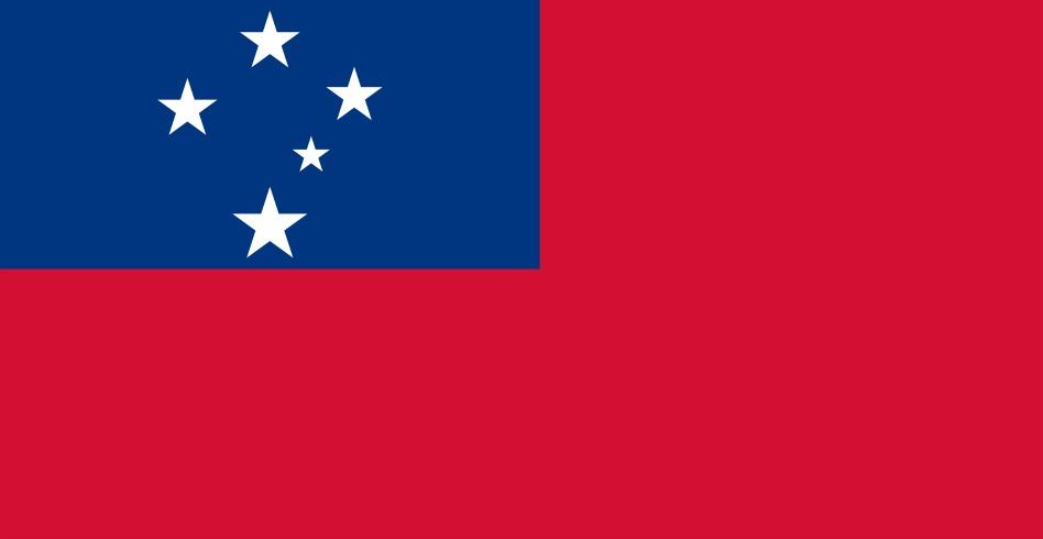 Bandera de Tonga mormon