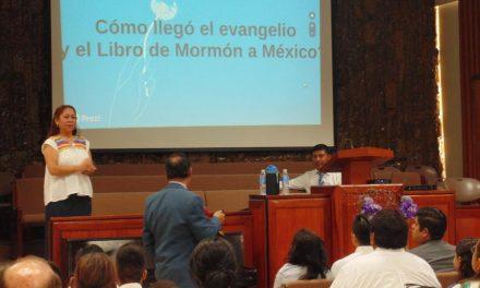 Se realiza importante conferencia sobre Libertad Religiosa e Historia del Mormonismo en México