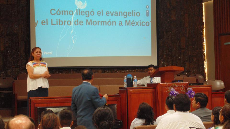 Historia del Mormonismo en México