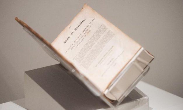 Importates artefactos mormones se exhibirán en el Museo Nacional de Historia Americana