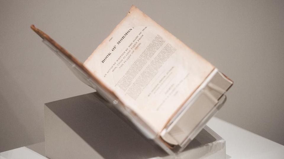 artefactos mormones