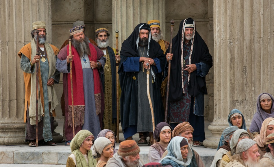 fariseos mormones