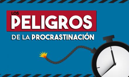 Los peligros de la procrastinación