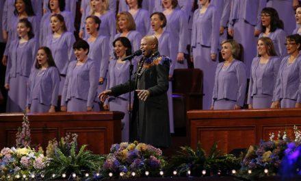 Extraordinaria presentación de Alex Boyé con la Orquesta del Tabernáculo Mormón