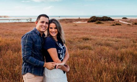 Todo lo que hicieron una pareja de novios mormones para casarse