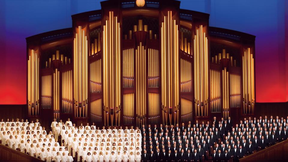 Audiciones para el Coro del Tabernáculo Mormón