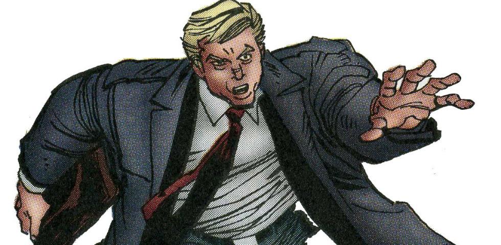 Jacob Raven, personaje mormón el comic de Spider Man