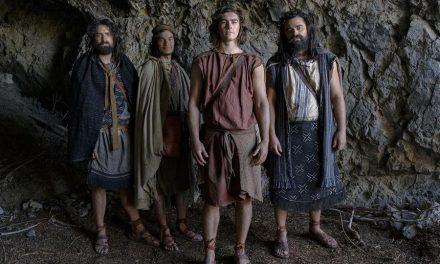 Comienza la filmación de la serie de videos del Libro de Mormón