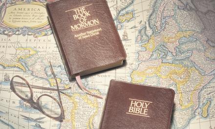 ¿Si crees en la Biblia, entonces por qué no en El Libro de Mormón?