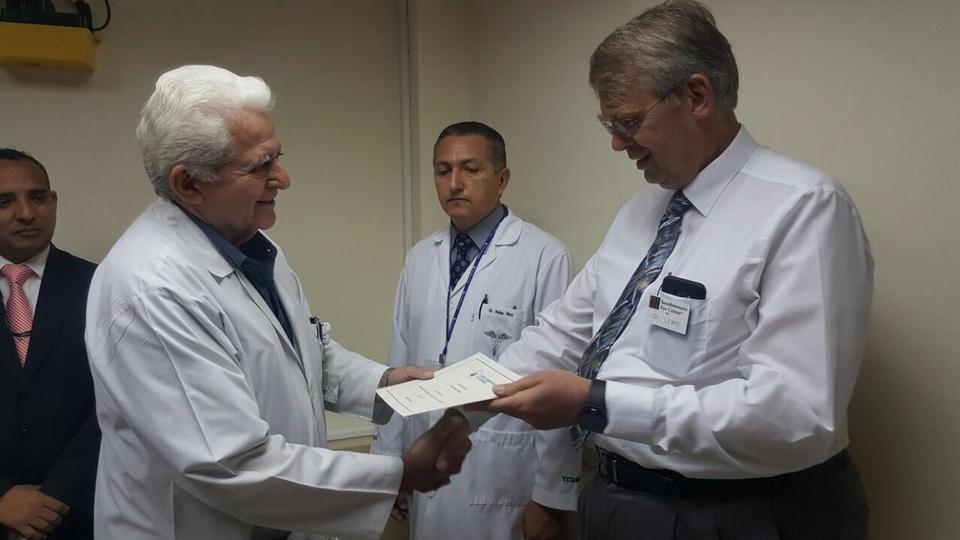 equipos oftalmológicos