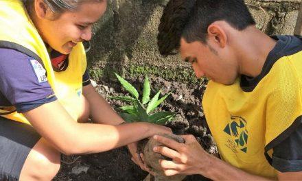 Jóvenes mormones y su lucha contra los efectos del cambio climático
