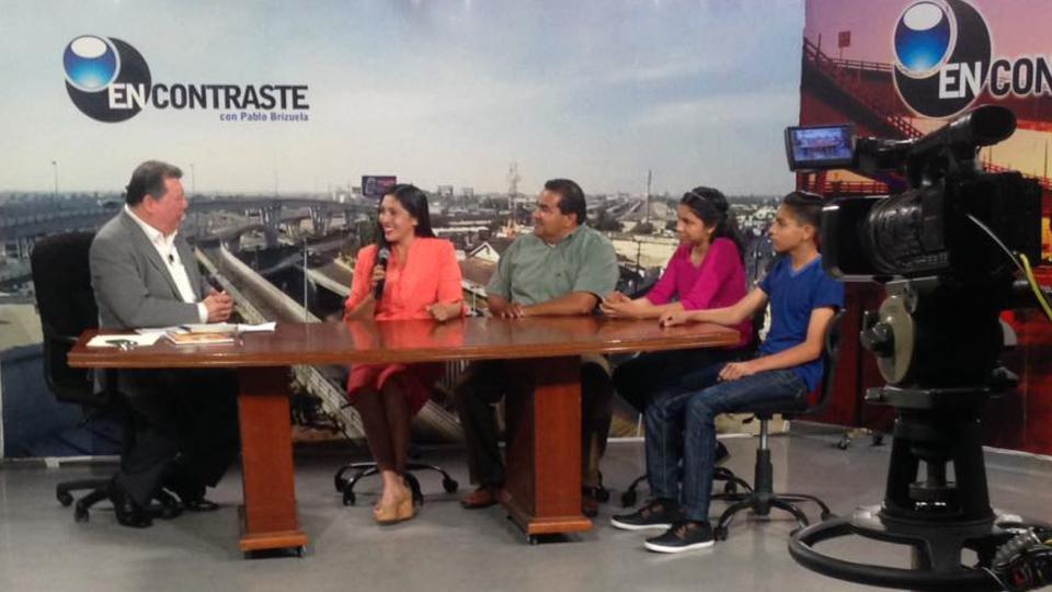 Mormones participan en programa televisivo para hablar sobre la familia en México