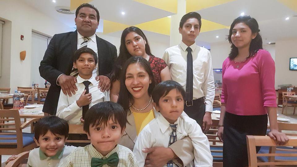mormones participan en programa televisivo