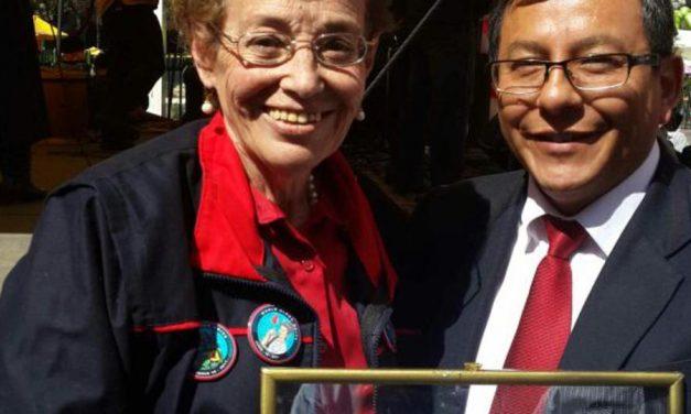Mormones reciben reconocimientos por importantes donaciones en Bolivia