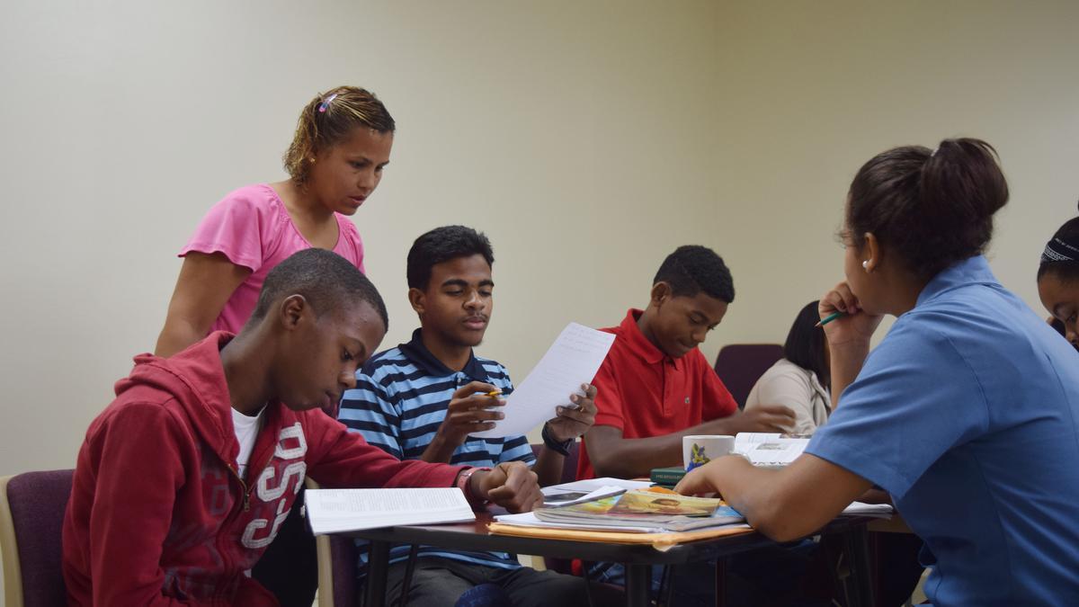 seminaristas en el Caribe