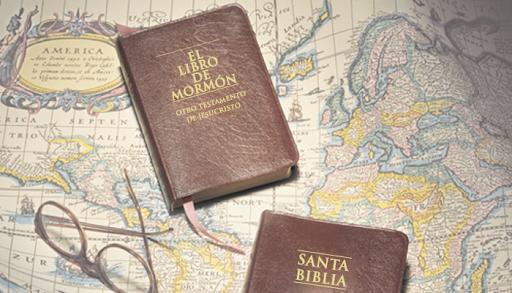 Una nueva aplicación que explora la geografía del Libro de Mormón