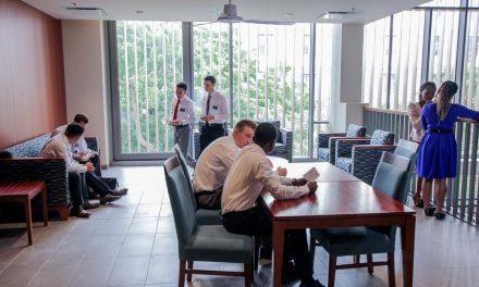 Se completa el nuevo Centro de Capacitación Misional de Ghana, África