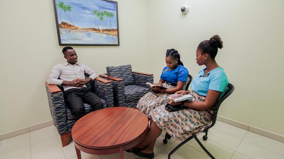 Centro de Capacitación Misional de Ghana, África