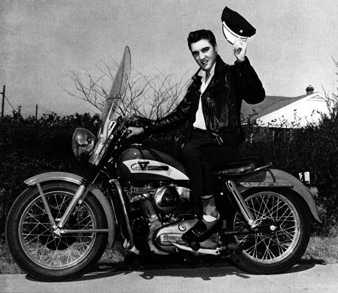 El día que Elvis Presley asistió a seminarios matutinos