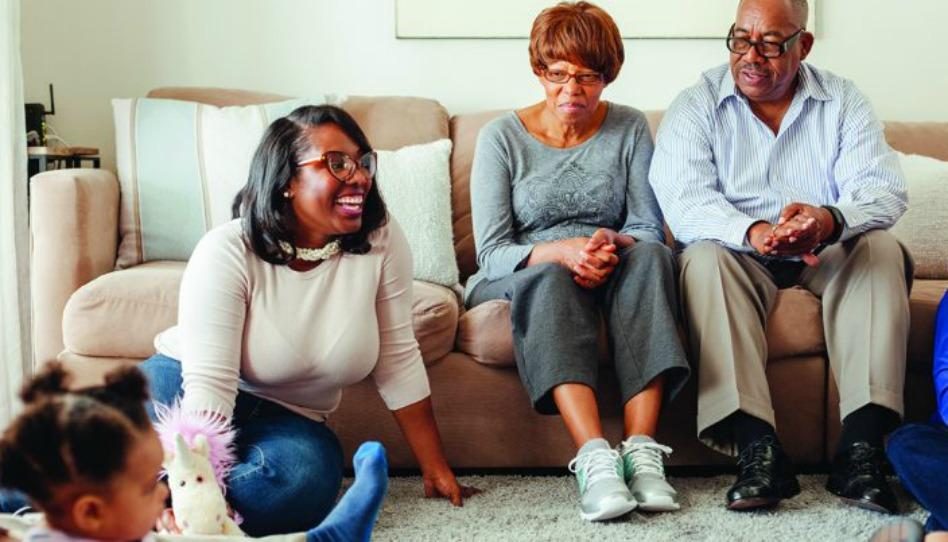 3 Consejos para que la vida en una familia multi-generacional funcione