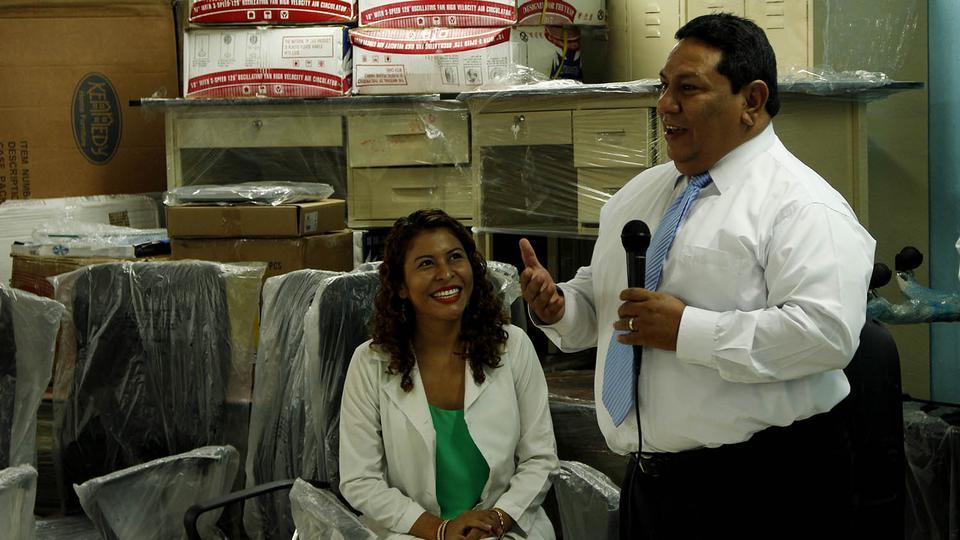 Mormones realizan una gran donación a Centro de Salud en Nicaragua