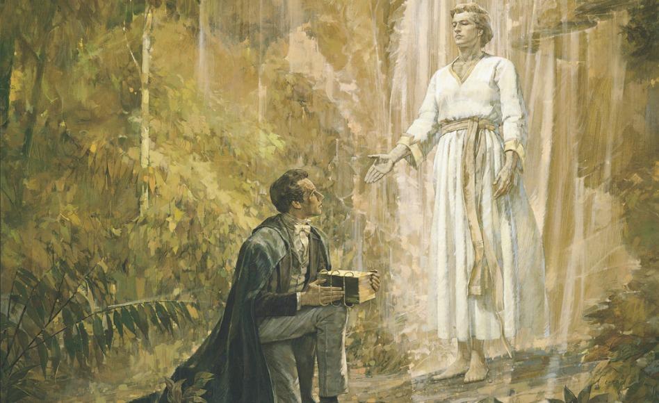 La entrega angélica de las planchas de oro de Mormón a José Smith tuvo lugar hace 190 años