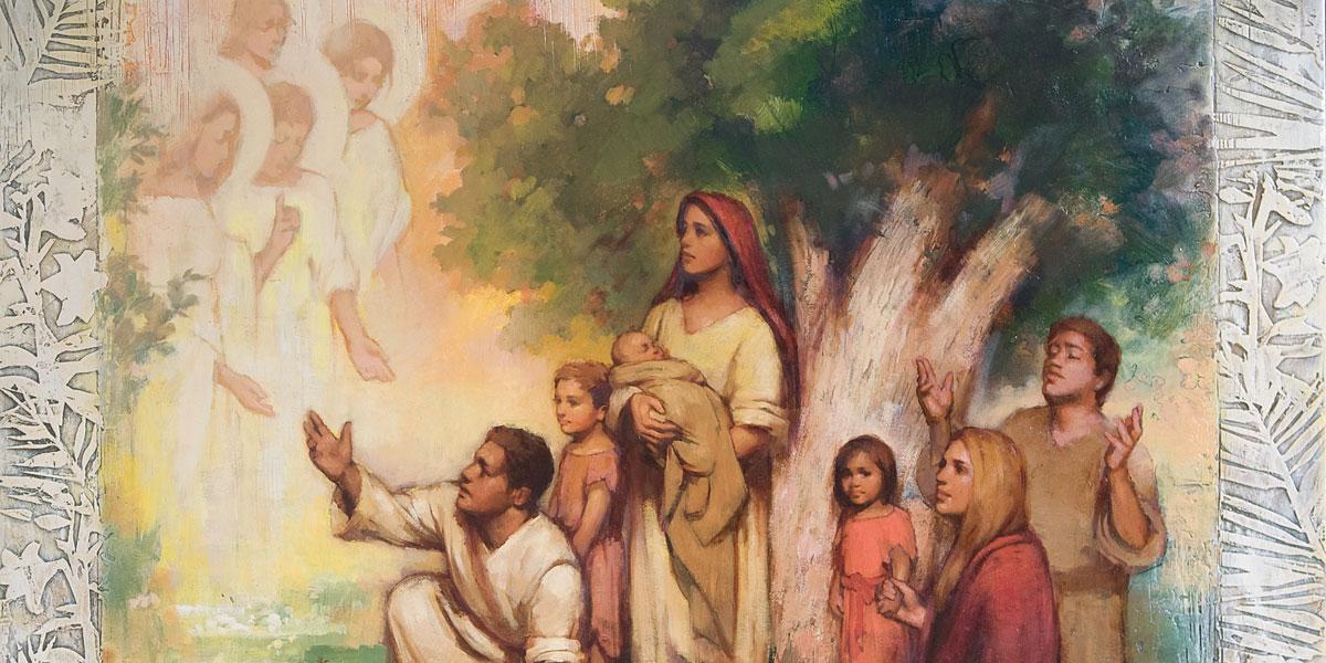 ¿Por qué a veces Dios envía ángeles para ayudar a la gente?