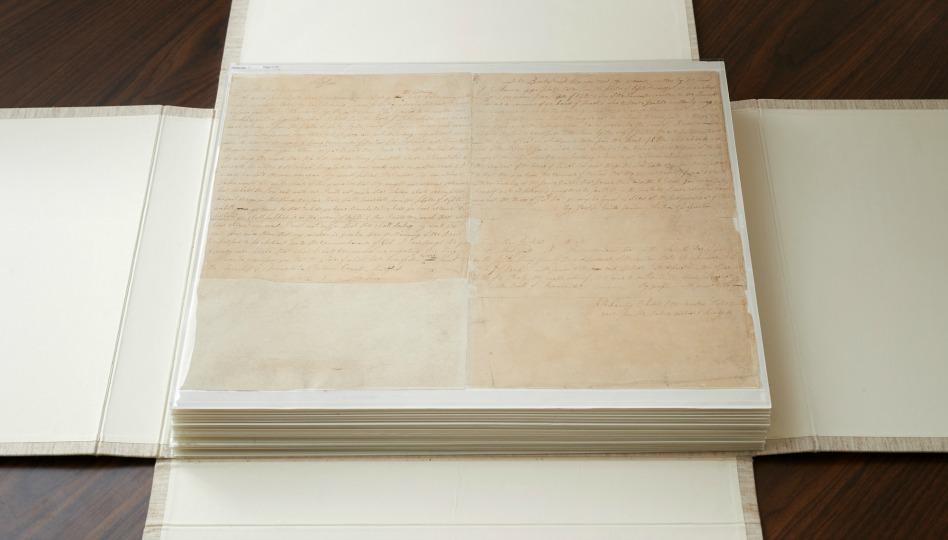 La Iglesia SUD adquiere el manuscrito de la imprenta original del Libro de Mormón